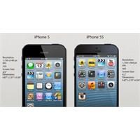 İphone 5 Ve İphone 5s Karşılaştırma
