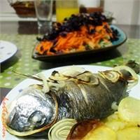 Pazar Günü Balık Günü Olanlara Gelsin