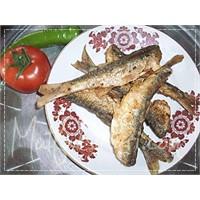 Tavada Kefal Balık Kızartması