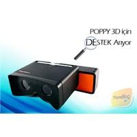 İphone'u 3 Boyutlu Kamera Haline Getiren Poppy!