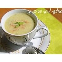 Günün Çorbası : Kremalı Pırasa Çorbası