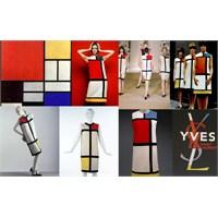 Resimden Filme, Filmden Modaya: Piet Mondrian