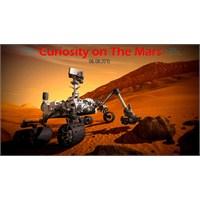 Merakından Mars'a Gitti