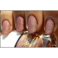 Golden Rose Holographic Color 114