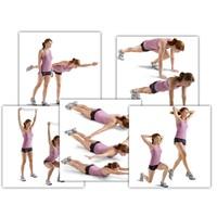 Formda Kalmak İçin 7 Egzersiz Hareketi