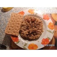 Diyet Kahvaltı Örneği