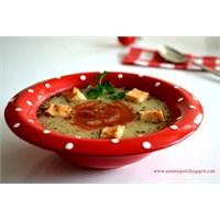 Baharatlı Kereviz Çorbası