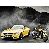 Mercedes-benz Slk55 Amg Ducati