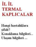 Bursa Termal Kaplıcaları Otelleri