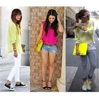 Neon Nasıl Giyilir?