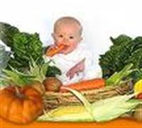 Çocuklar İçin Sebze İksiri