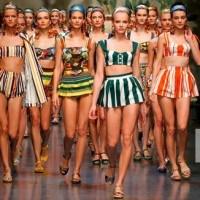 Dolce & Gabbana 2013 İlkbahar Tasarımları