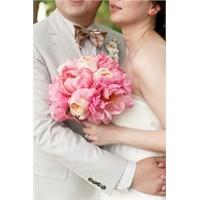 Düğün Çiçeğinde Şakayık Modası