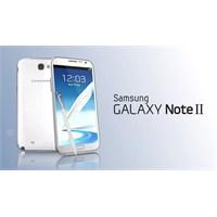 Samsung Galaxy Note 2 İçin Yeni Tanıtım Videosu