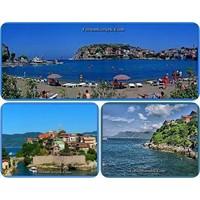 Karadeniz'in Sakın Ve Şirin Kenti : Amasra