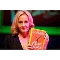 J.K. Rowling'den Boş Koltuk