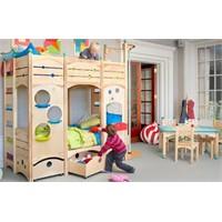 Oyun Parklı Çocuk Odaları
