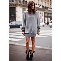 Trend: Triko Elbiseler