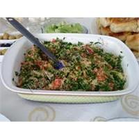 Mükemmel Maydanoz Salatası