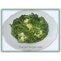 Ege Mutfağından | Turp Otu Salatası