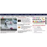 Blogger Haber Portalı Teması