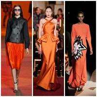 2013 Sonbahar Kış Moda Renkleri