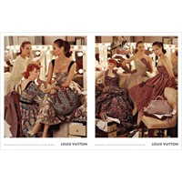 Louis Vuitton Fall 2010/11 Reklam Kampanyası