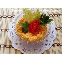 Yoğurtlu Havuç Salatası Benden Sofralarınıza