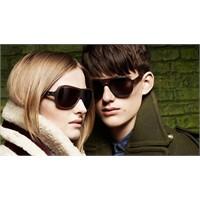 Burberry 2010 – 2011 sonbahar kış gözlük modelleri