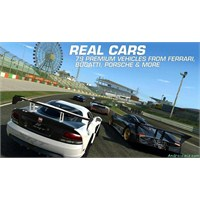 Real Racing 3'e Güncelleme Geldi