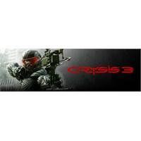 Crysis 3'den Yeni Detaylar
