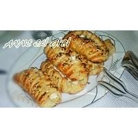 Lorlu Örgü Börek(Milföy Hamuruyla)