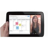 Ubuntu Artık Tablete