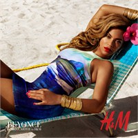 Beyoncé As Mrs. Carter İn H&m