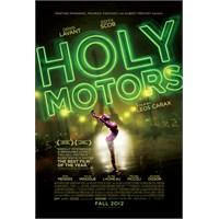 """Leos Carax'ın """"Holy Motors""""undan İlk Fragman"""