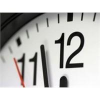 Saatini İleri Alamayan Gece Bekçisi İşini Kaybetti