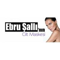 Ebru Şallı'nın Cilt Maskesi