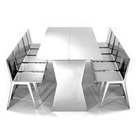 Masa Ve Sandalye Bir Arada