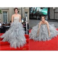 Emma Watson'ın Kırmızı Halı Tercihi...
