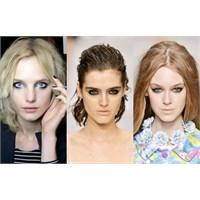 2014 İlkbahar Yaz Makyaj Trendi: Çerçeveli Gözler