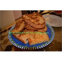 Domatesli Yumurtalı Ekmek-1