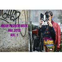 Milan Moda Haftası Vol.1