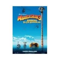 Madagaskar 3 İlginizi Çekecek