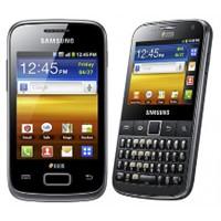Samsung Galaxy Y Duos, Galaxy Y Pro Duos Tanıtıldı