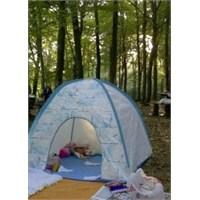 Hafta Sonu Mini Kamp Yaptık