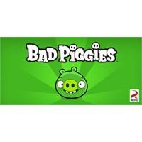 Rovio'dan Yeni Bir Oyun Geliyor, Bad Piggies
