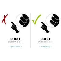 Adobe İllustratör İle Vektörel Logo Çizimi Videolu