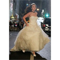 Gossip Girl Blair Waldorf Gelinliği