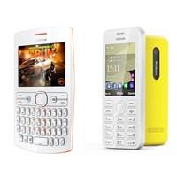 Nokia Asha 205 Ve Asha 206 Gözüktü