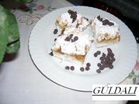 Çikolatalı Elmalı Pasta Yapımı